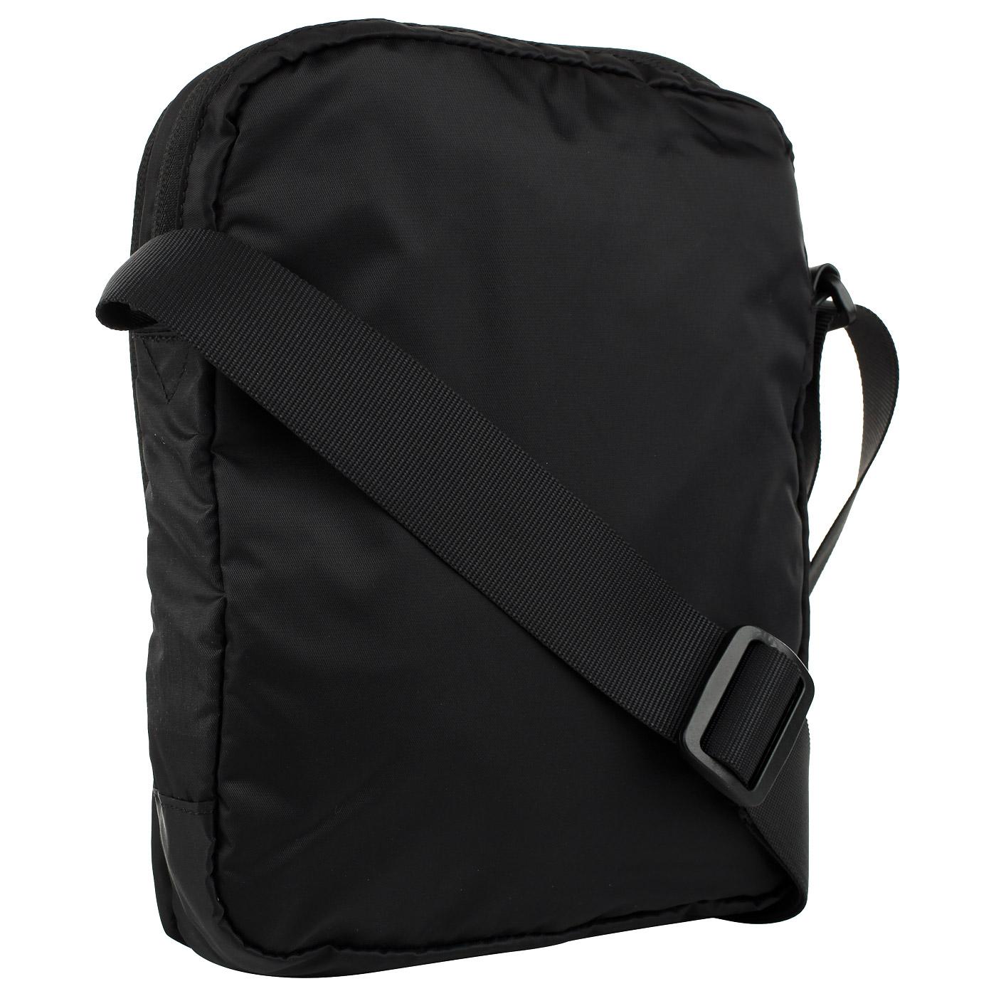 4fcb35bb2fa4 Мужская сумка через плечо Bikkembergs 6BDD5203_black - 2000557789401 ...